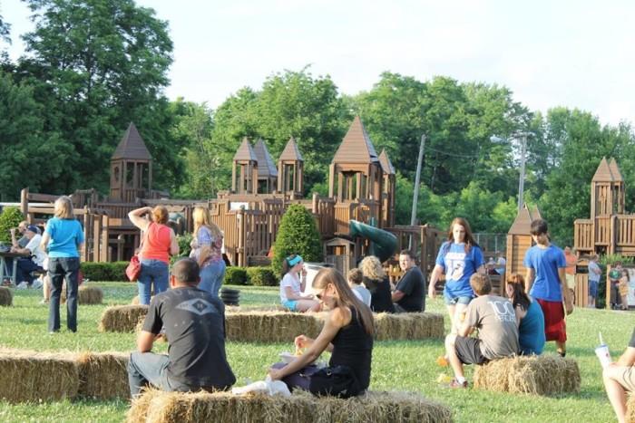 7) Kaleidoscope Playground (Wadsworth Memorial Park)