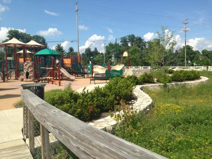 6) Millstone Creek Park (Westerville)