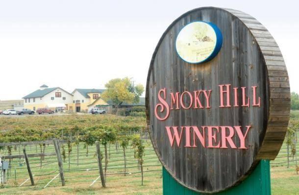 1.) Smoky Hill Vineyards & Winery (Salina)
