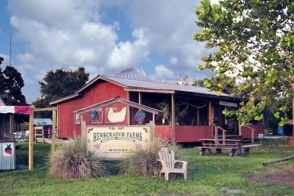 5. Henscratch Farms Vineyard & Winery