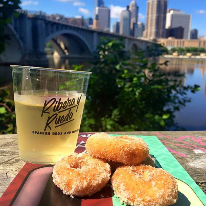 9. Stone Arch Bridge Festival of Art & Music - In June next year make sure you don't miss this Minneapolis celebration of amazing art and music on the riverfront!