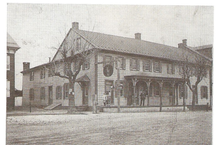 1. The Buck Hotel & Tavern, Jonestown