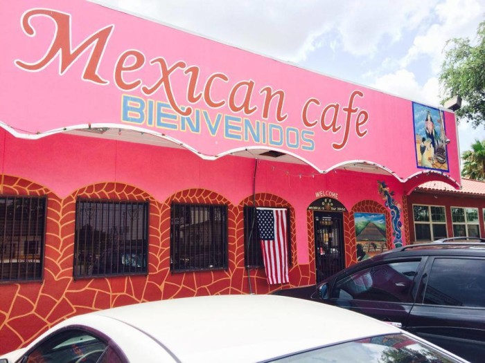 6) Teotihuacan Mexican Cafe (Houston)