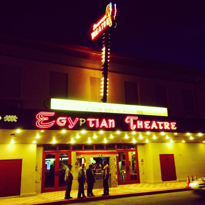 9) Egyptian Theatre, Coos Bay