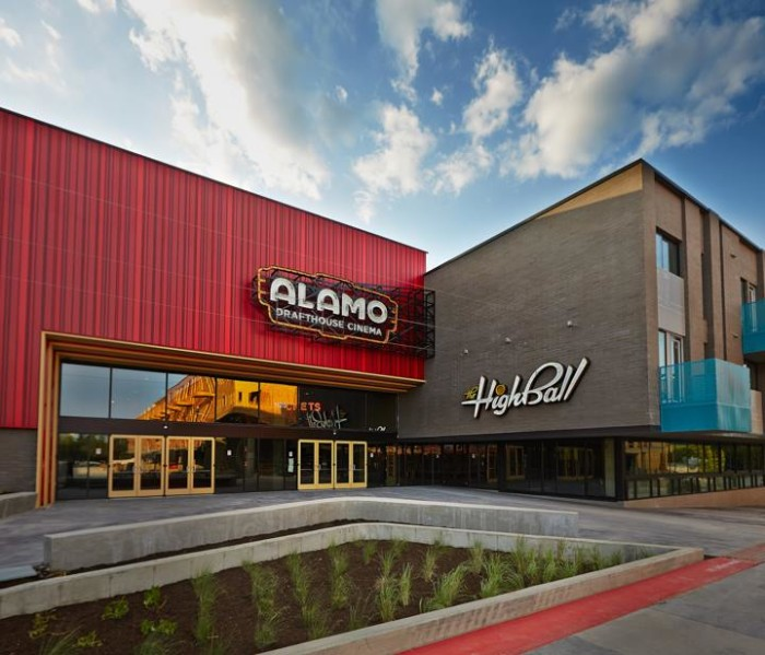 5) Alamo Drafthouse (Various Locations)