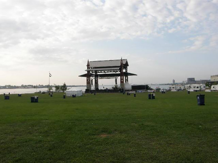 2. Bayfront Blues Festival - August 7-9 hit one of the largest outdoor concerts in the midwest.