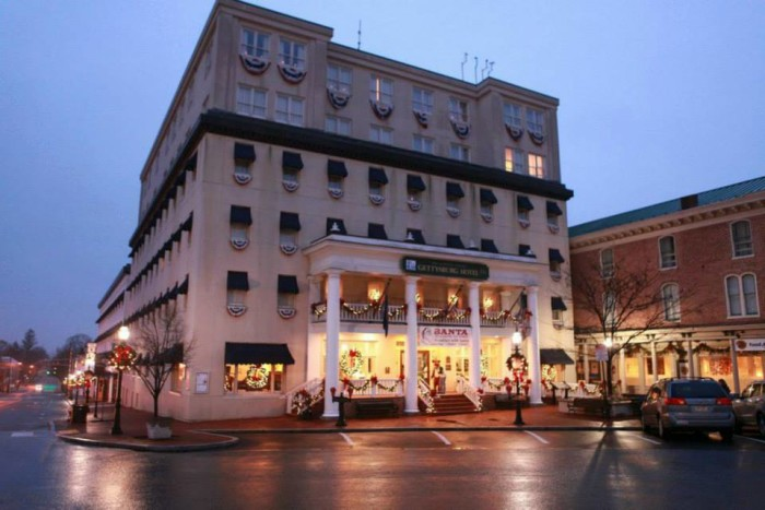 7. The Gettysburg Hotel