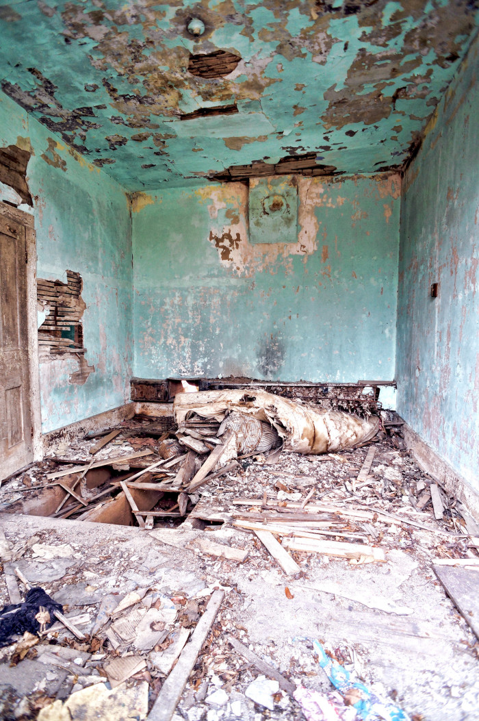 11 Green Room
