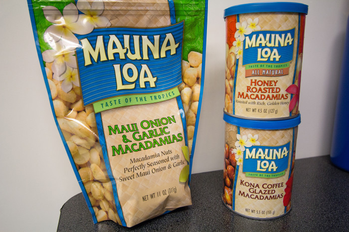 11) Though the Hawaiian macadamia nut is well-known, it is not actually native to Hawaii. It was imported from Australia in the 1880s, and didn't become a harvest crop until the 1920s.
