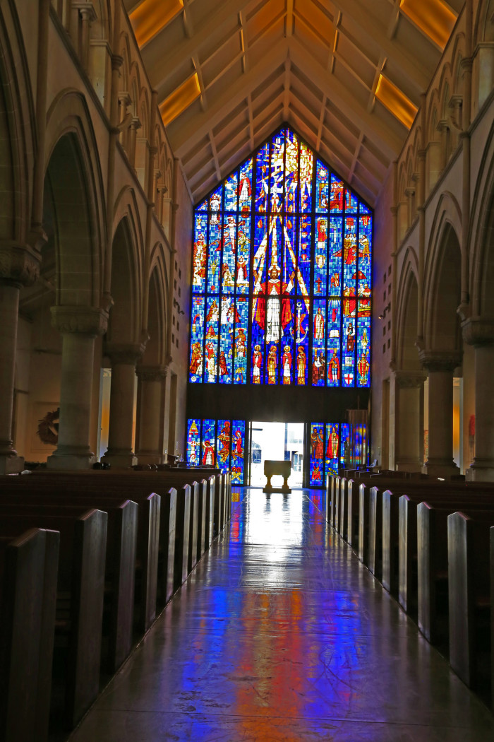 11) St. Andrew's Cathedral, Oahu