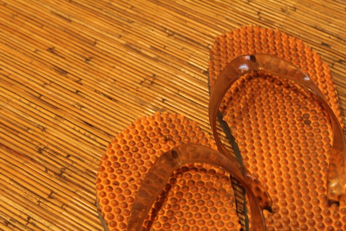 """11. Flip-flops because it's usually too hot for """"real shoes."""""""
