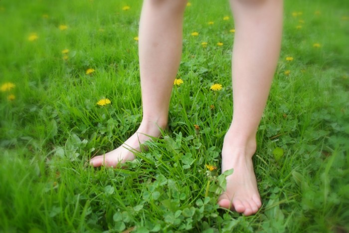 11. Lastly, we wear shoes! Sure, when it's nice out, there is nothing like walking around barefoot and feeling fresh cut grass between your toes, but there is a time and a place for going without shoes.