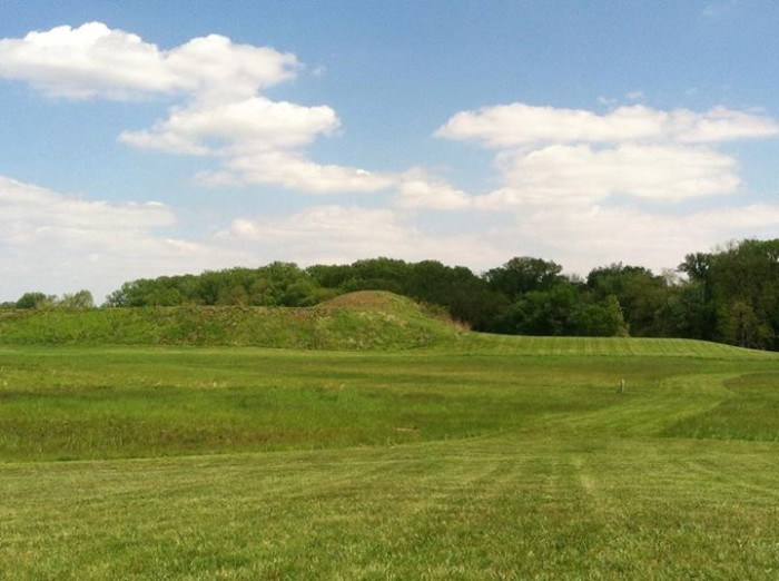 1. Angel Mounds State Historic Site