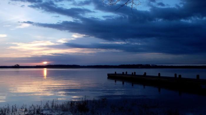 2) Anacoco Lake