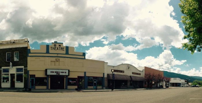 8) OK Theatre, Enterprise, OR