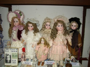 1. Yesterday's Children Antique Doll and Toy Museum, Vicksburg