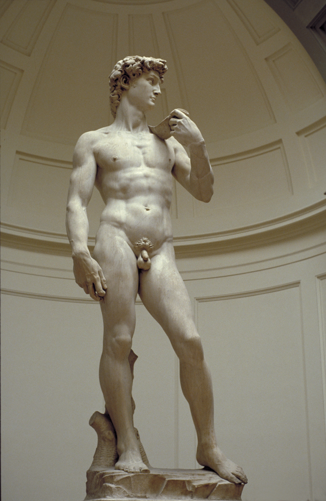 1) A grownup shall not show a minor a piece of classical artwork that depicts sexual excitement