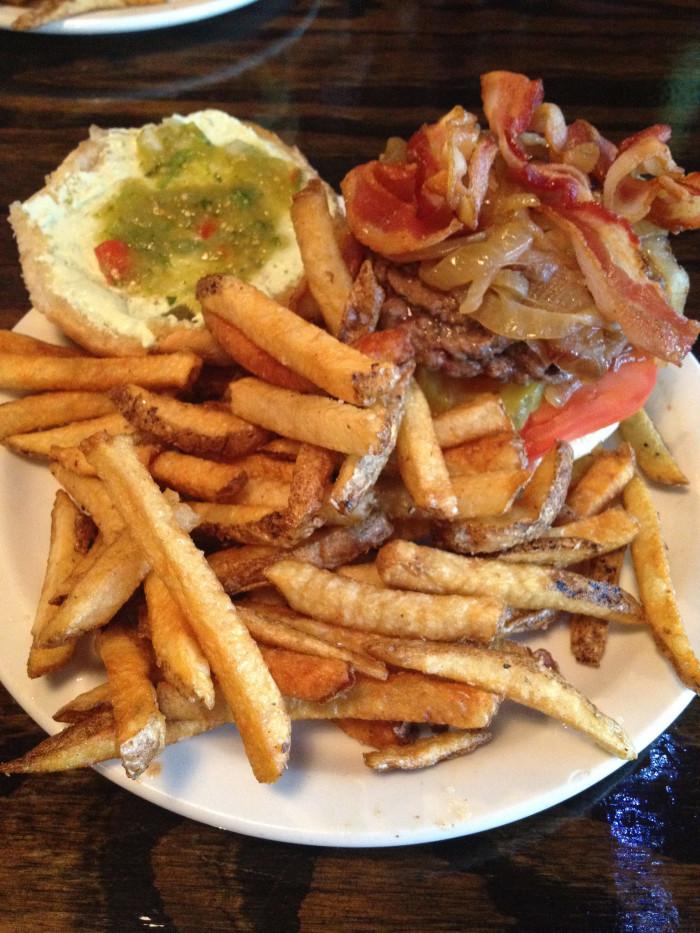 9. Short's Burger & Shine