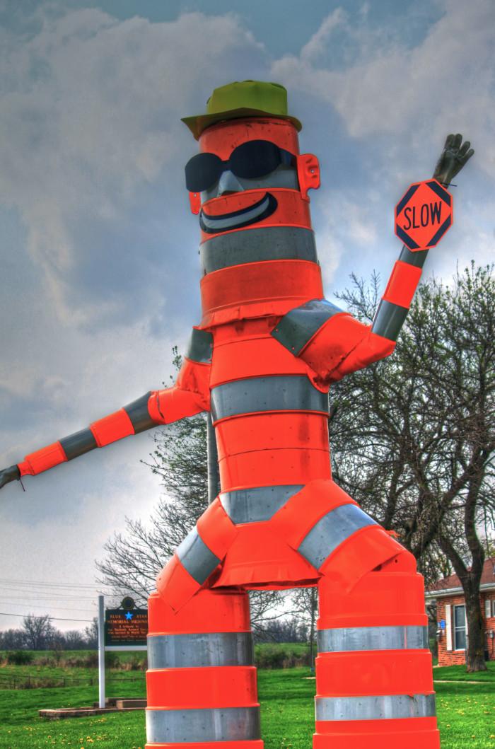 12. Slow Cone Man, Jefferson City