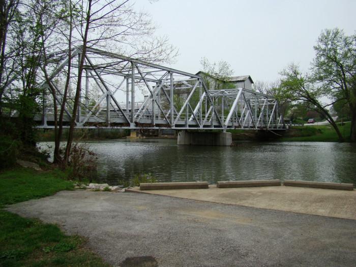 12. Finley River Bridge, Ozark