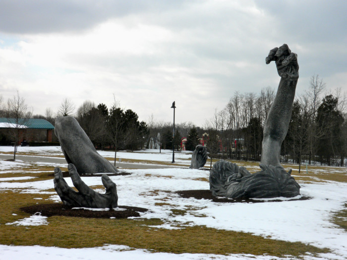 12.  The Awakening - The Buried Giant, Chesterfield