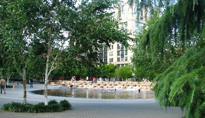 8) Jamison Square, Portland