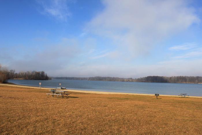 9) Lake Hudson Recreation Area, Clayton