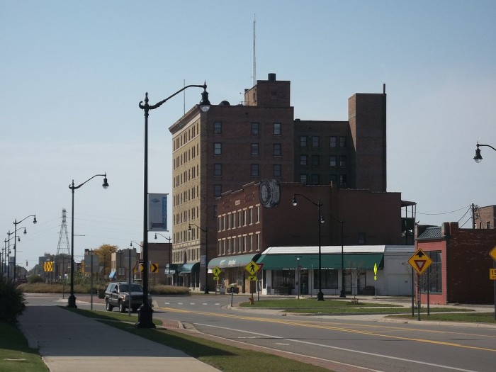 9) Benton Harbor