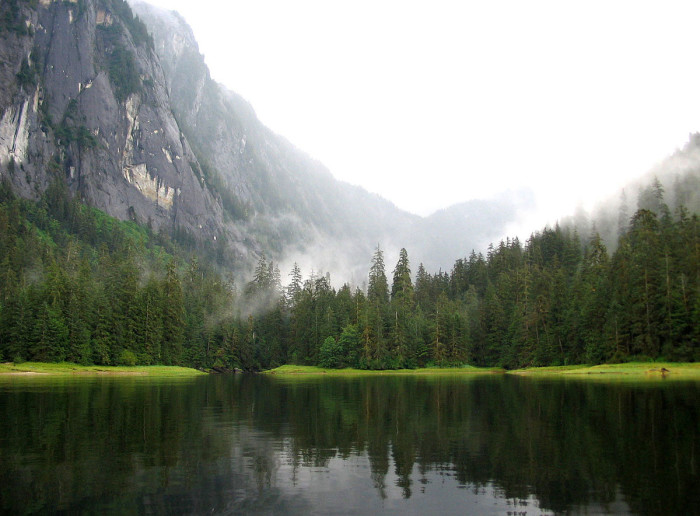 9) Misty Fiords National Monument