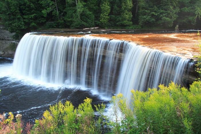 11) Tahquamenon Falls