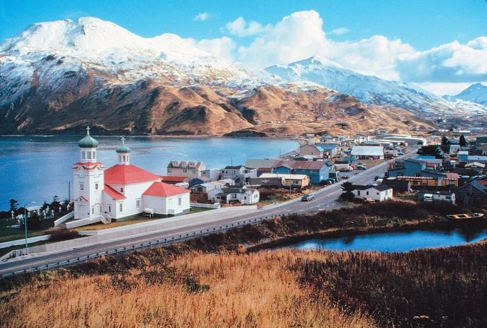 7) Unalaska