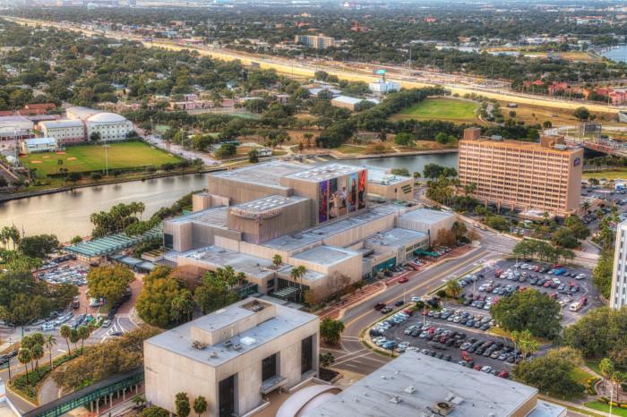 4. Straz Center, Tampa
