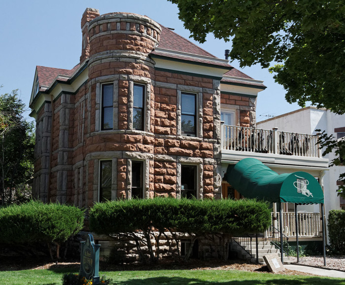 3.) McHugh-Andrews House  (Fort Collins)