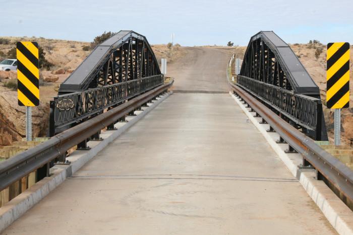2. Chevelon Creek Bridge