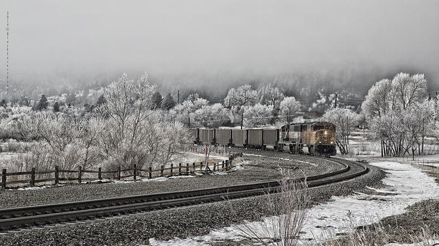 13.) The Polar Express