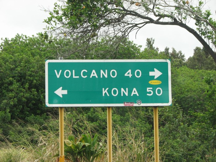 13) Volcano – This town on the Big Island is actually situated near a volano, so it's not too odd.