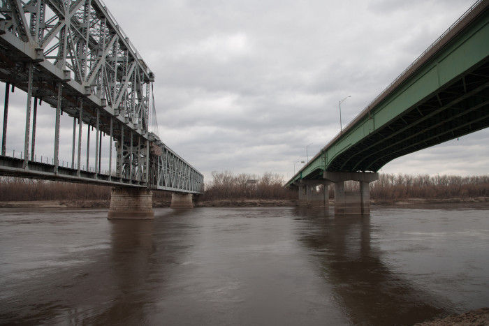13. The Armour-Swift-Burlington (ASB) Bridge, Kansas City