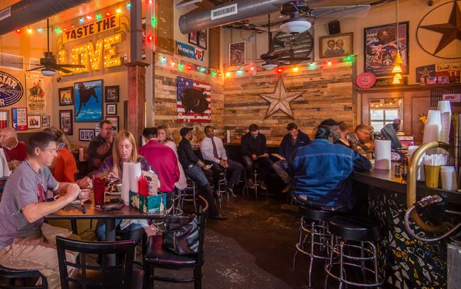 2) Fox Bros. Bar-B-Q- 1238 DeKalb Ave NE, Atlanta, GA 30307
