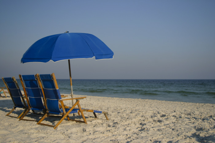 4. Our white sandy beaches are the BEST in America!