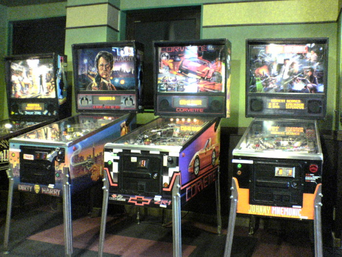 9) Persons under the age of 16 may not play pinball after 11:00 PM in Athens-Clarke County.