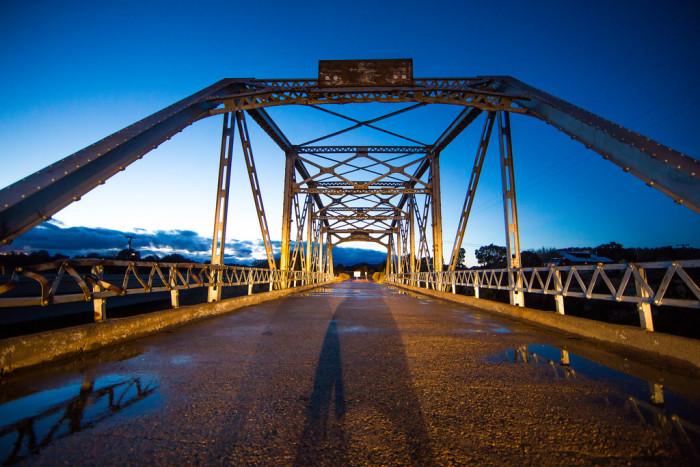 10. Winona Bridge