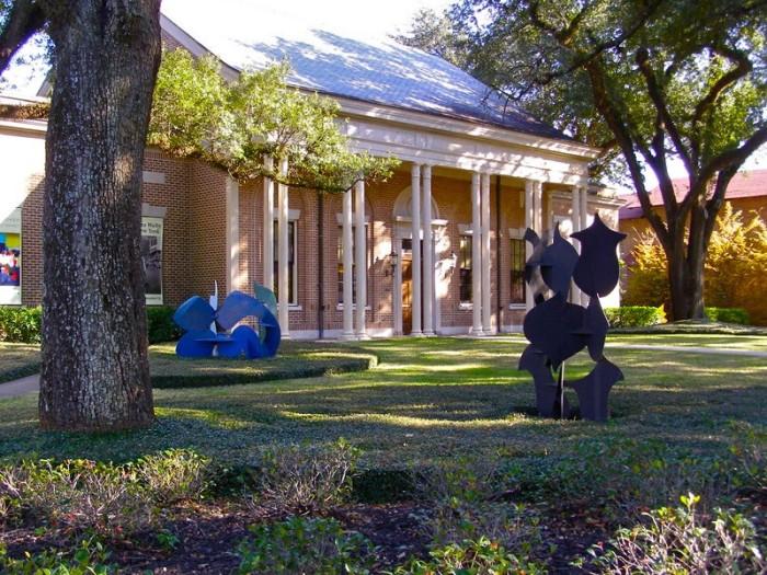 13. Get artsy while in Laurel at the Lauren Rogers Museum of Art.