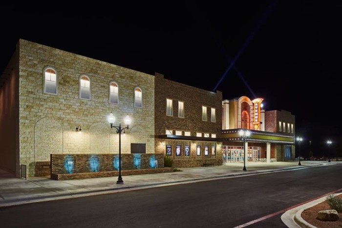 10 Awesomely Unforgettable Theaters In Texas