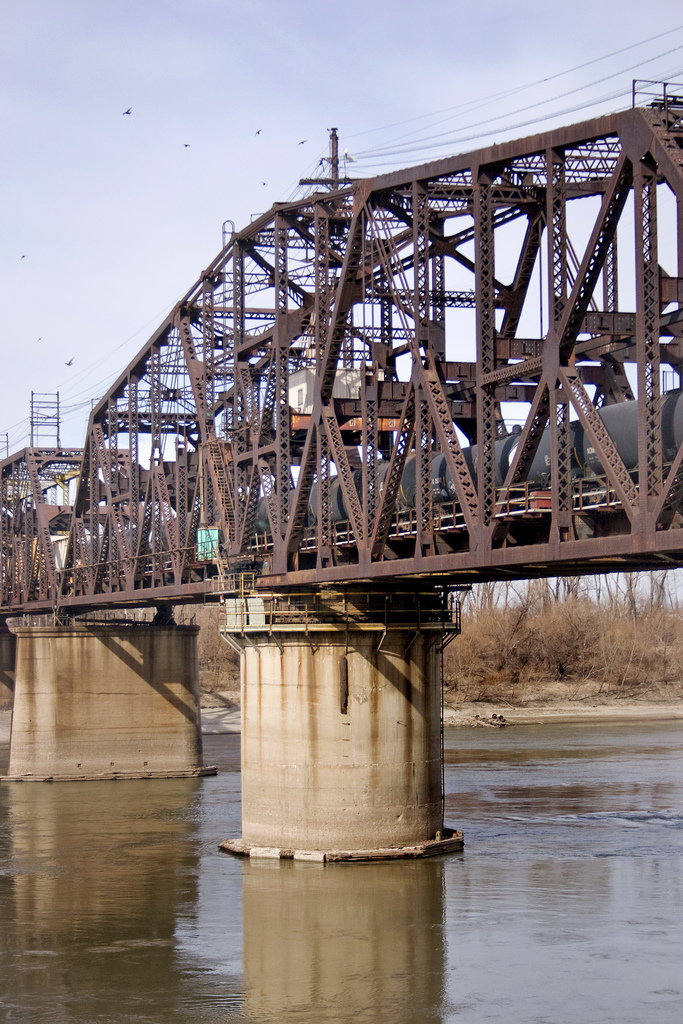 14. Hannibal Bridge, Kansas City