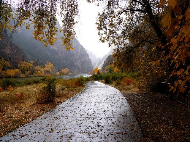 9.) A walk down memory lane