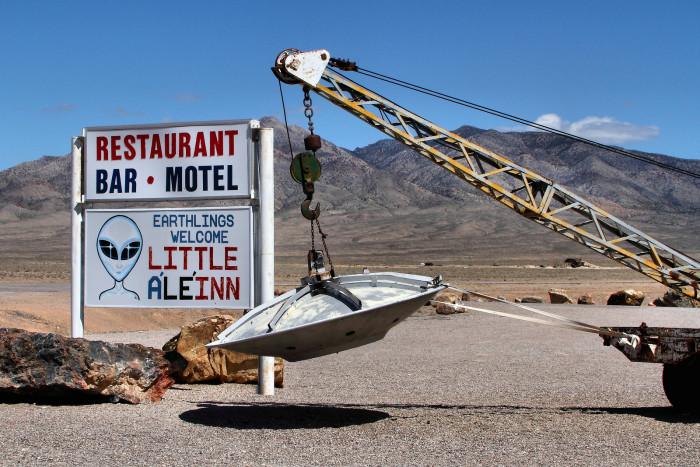 11. Little A'Le'Inn Restaurant Bar & Motel - Rachel