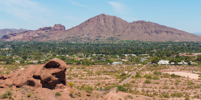 1. Camelback Mountain