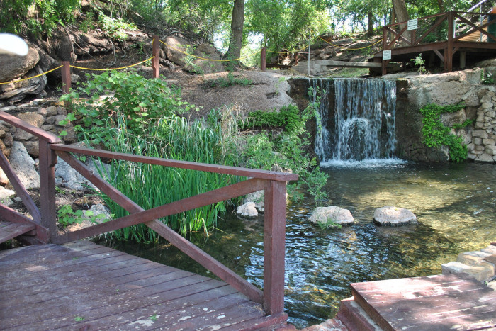 3) Quanah Parker Trail in Roaring Springs