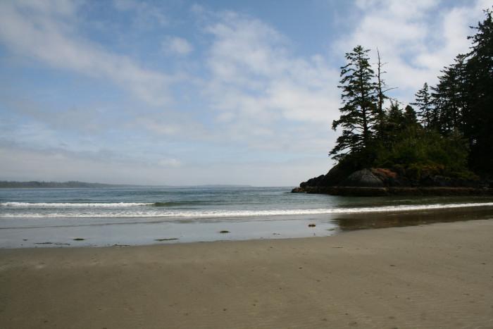 3) Schooner Beach