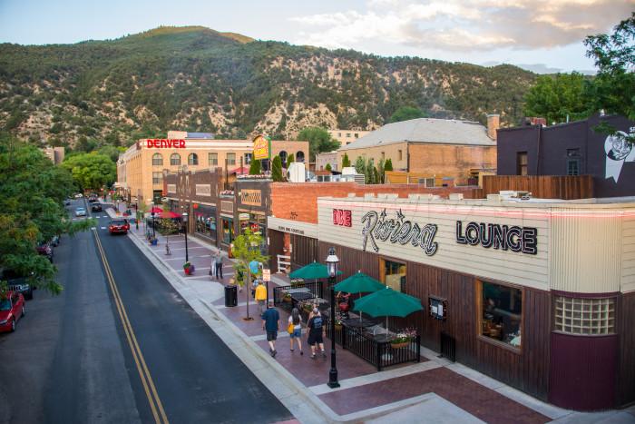 9.) Glenwood Springs (Population: 9,614)